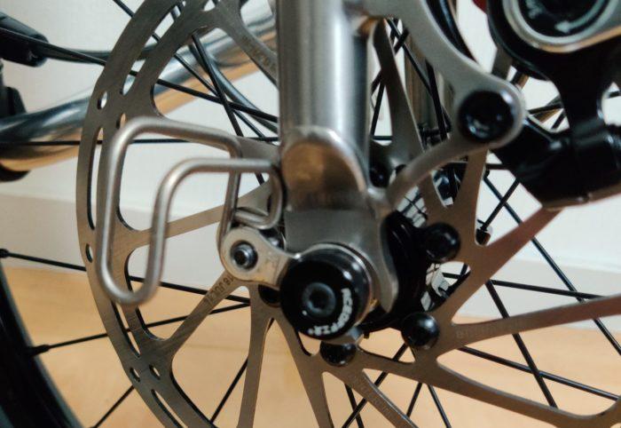 フルチタンブロンプトン チタン製Eフック 画像その1