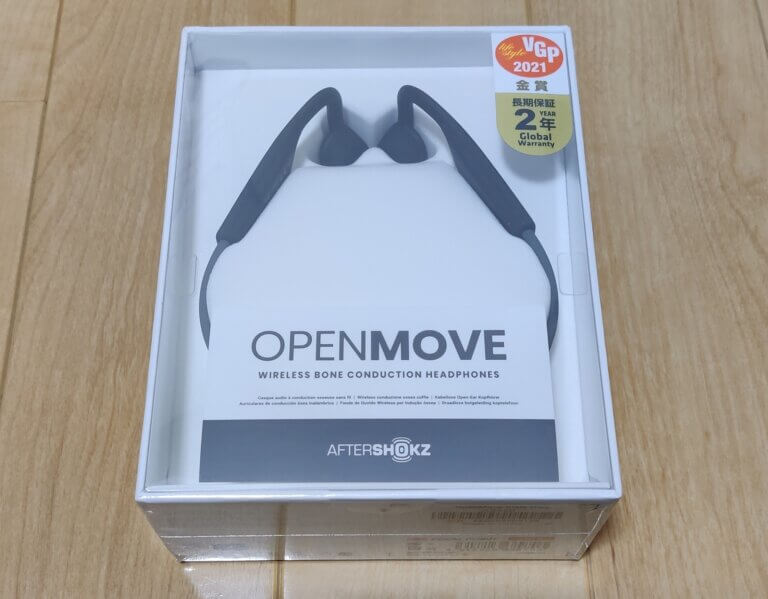 AfterShokz Open Move